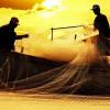 Pescarii de calcan pot folosi în mod legal plasele monofilament la fel ca în întreaga Uniune Europeană