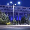 """Guvernul României, iluminat în albastru de Ziua Mondială a Conştientizării Autismului: """"O nouă viziune pentru autism: dragoste necondiționată"""""""