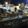 Nava MAI 1101 a Poliţiei de Frontieră Române va supraveghea,  timp de 3 luni, frontierele Europei din Marea Egee