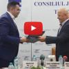 Consiliul Județean Tulcea a semnat contractul de finanțare pentru modernizarea Portului și a falezei Tulcea cu Ministerul Transporturilor