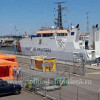 Garda de Coastă a participat la Exercițiul ESDC 19. Exercițiul demonstrativ pentru stoparea migrației ilegale