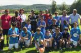 Tineri tulceni instutuționalizați în competiție amicală cu tineri asemenea lor din Aveyron, Franța