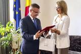Stabilirea unor contacte bilaterale la nivel interparlamentar, cultural și economic între România și Federația Rusă