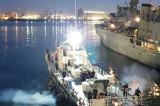 Poliţiştii de frontieră români participă la acţiuni de supraveghere, căutare şi salvare în apele Mării Egee
