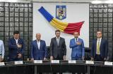 Marinov Gabriel Teodosie a fost  învestit subprefect al județului Tulcea