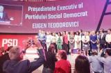 Alegerea lui Eugen Teodorovici președinte executiv este o mare victorie a echipei PSD Tulcea și, în egală măsură, o victorie a PSD