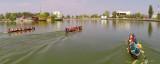 Descoperă Rowmania – România naturală văzută din barcă. Competiția de vâslit în canotci.