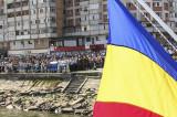 O delegație a Primăriei Izmail din Ucraina a participat la manifestările dedicate Zilei Marinei, la Tulcea