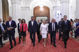 Unitate și consens pentru o Românie puternică, unită și respectată