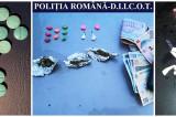 Ecstasy, cocaină, cannabis, ketamină și amfetamină descoperite la un festival pe litoralul românesc