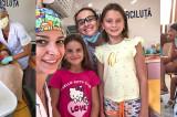 Zâna Merciluță a ajuns la 52 de copii din Murighiol (Sarinasuf, Dunavățu de Jos, Plopu) care au primit consult și tratament stomatologic gratuit