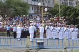"""De Ziua Marinei la tulcea s-a desfășurat exercițiul demonstrativ """"Forțele Navale Române 19"""""""
