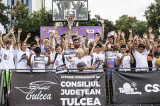 Săptămâna Baschetului  – Tulcea Street Play, eveniment sportiv de succes. Sărbătoarea baschetului s-a desfășurat timp de trei zile în centrul civic