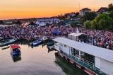 Festivalul Borșului Lipovenesc de la Jurilovca, o sărbătoare, o bucurie cu muzică bună și bucate tradiționale pe malul Razimului