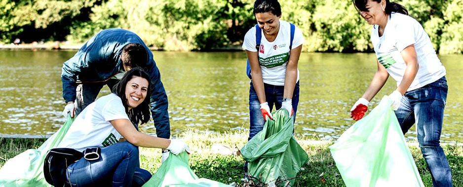 """""""Let's Do It, Romania! """" 26 de județe din România se alătură celor peste 100 de țări care fac curățenie în aceeași zi în lume"""