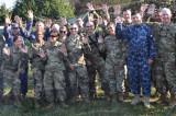 Medici militari americani desfășoară o misiune umanitară în Delta Dunării cu suport logistic oferit de Infanteria Marinăde la Babadag