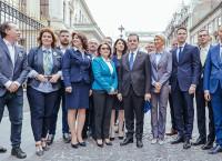 Klaus Iohannis: ȘTIU ce trebuie făcut și împreună cu un guvern pro european, în jurul PNL-ului, vom face această muncă pentru români!