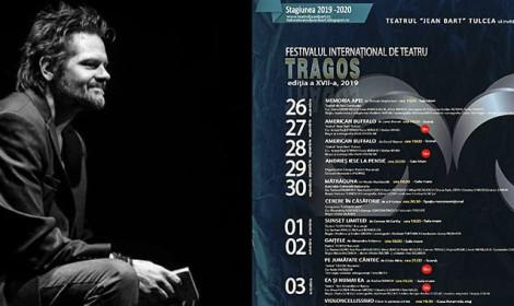 """Tulcea, Festivalul de Teatru ,,Tragos"""": două săptămâni de magie în brațele Thaliei, cea veselă și înfloritoare"""