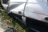 Tânăr rănit după ce s-a rostogolit cu mașina în zona Mihail Kogălniceanu