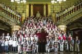 Preșcolarii Grădiniței cu Program Prelungit Nr.3 Tulcea, la Concertul Extraordinar de Crăciun  de la Ateneul Român