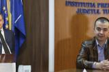 """Prefectul Furdui, eliberat din funcție. """"Va fi un om competent, verificat atent în cadrul unor proceduri interne la nivel local și național"""" spune Ștefan Ilie, președintele liberalilor tulceni"""