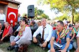 Turcii din Balcani în pelerinaj la Sari Saltuk Turbesi din Babadag