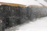 Iarna  în Dobrogea, ziua a doua: Drumuri blocate, localități izolate, școli închise, navetiști care nu au ajuns la locul de muncă