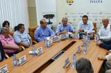 La Tulcea s-au semnat contracte de finanțare prin Programul Național de Dezvoltare Locală (PNDL) în valoare de 14 milioane de lei