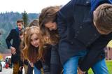 Elevii de liceu și studenții au ocazia să organizeze dezbateri în limba engleză și să simuleze Parlamentul European