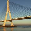 S-a semnat contractul pentru construirea podului Brăila – Măcin de către Ministrul Transporturilor, Felix Stroe, în prezența Premierul Mihai Tudose cu Grupul ASTALDI