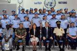 """ONU: Primul jandarm român care a primit """"Medal Parade"""""""