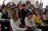 Ziua Mondială a Sănătăţii marcată de către elevi la Crucea Roșie
