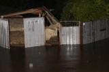 Noapte de coșmar: Potop în Nordul Dobrogei. Case grav afectate și oameni evacuați