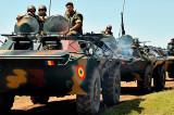 Rechinii Albi s-au antrenat la Babadag pentru o nouă misiune în Afganistan