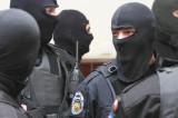 Grup infracțional specializat în furturi din firme, destructurat