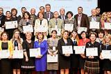 Inspectoratul Școlar Județean Tulcea și Liceul Tehnologic Topolog, premiate la Gala EduManager