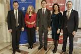 """""""România și aderarea la zona Euro"""" în perspectiva pregătirii Președinției României la Consiliul Uniunii Europene"""