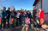 """Campania """"Zâmbetul de Sărbători"""" aduce bucurie, magia Crăciunului și un pic de speranță în sufletul copiilor săraci și în familiile nevoiașe."""