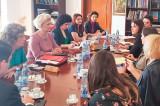 Grupul multisectorial de lucru pentru egalitate de gen: se urmăreşte introducerea de noi tipuri de servicii, de relocare şi reconversie profesională