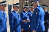 Ziua Jandarmeriei: Avansări în grad la Inspectoratul de Jandarmi Judeţean Tulcea