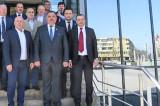 Centenarul Marii Uniri marchează și înfăptuirea înfrățirii dintre Județul Tulcea, România și Raionul Soroca, R.Moldova