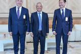 Vizita în România a unei delegații parlamentare conduse de domnul Uong Chu Luu, vicepreședinte al Adunării naționale a R.S. Vietnam