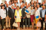 Pentru România, repunerea democrației în drepturi înseamnă: UNIFICAREA DREPTEI.
