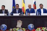 Actul de promisiune civică, adoptat în ședința comună a Consiliilor Județene Tulcea și Constanța
