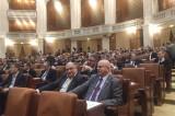 Guvernul PNL a fost învestit în Parlament cu 240 de voturi și și-a început activitatea