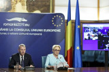 Bilanţul primei preşedinţii a României la Consiliul UE: O preşedinţie energică şi de succes