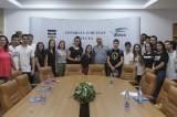 """Elevii Colegiului Economic """"Delta Dunării"""", stagiu de pregătire practică la Consiliul Județean Tulcea"""