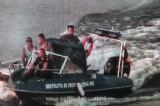 Chilia: Polițiștii de frontieră au salvat doi cetățeni străini care se aflau într-o barcă ce s-a defectat în larg