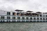 O navă de croazieră s-a ciocnit de un cargou pe Dunăre, în zona Ceatal- Ismail. Turiștii răniți au ajuns la spital