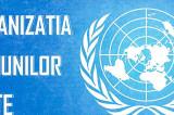 24 Octombrie, Ziua Națiunilor Unite: să lucrăm în comun pentru pace, dezvoltare şi drepturile omului